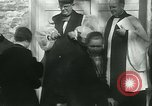 Image of Blessing of the hounds opens Fall Fox Hunt Lexington Kentucky USA, 1934, second 39 stock footage video 65675022434