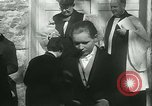 Image of Blessing of the hounds opens Fall Fox Hunt Lexington Kentucky USA, 1934, second 40 stock footage video 65675022434