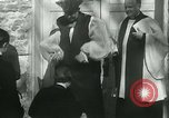Image of Blessing of the hounds opens Fall Fox Hunt Lexington Kentucky USA, 1934, second 41 stock footage video 65675022434