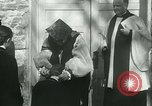 Image of Blessing of the hounds opens Fall Fox Hunt Lexington Kentucky USA, 1934, second 42 stock footage video 65675022434