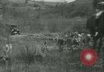 Image of Blessing of the hounds opens Fall Fox Hunt Lexington Kentucky USA, 1934, second 48 stock footage video 65675022434