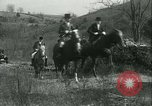 Image of Blessing of the hounds opens Fall Fox Hunt Lexington Kentucky USA, 1934, second 53 stock footage video 65675022434
