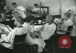 Image of Hairstylist Fernand Paris France, 1934, second 22 stock footage video 65675022435