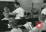 Image of Hairstylist Fernand Paris France, 1934, second 24 stock footage video 65675022435