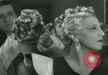 Image of Hairstylist Fernand Paris France, 1934, second 43 stock footage video 65675022435