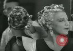 Image of Hairstylist Fernand Paris France, 1934, second 44 stock footage video 65675022435
