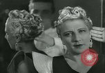 Image of Hairstylist Fernand Paris France, 1934, second 45 stock footage video 65675022435