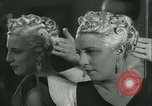 Image of Hairstylist Fernand Paris France, 1934, second 47 stock footage video 65675022435