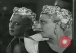 Image of Hairstylist Fernand Paris France, 1934, second 48 stock footage video 65675022435