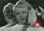 Image of Hairstylist Fernand Paris France, 1934, second 57 stock footage video 65675022435