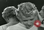 Image of Hairstylist Fernand Paris France, 1934, second 60 stock footage video 65675022435