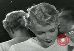 Image of Hairstylist Fernand Paris France, 1934, second 61 stock footage video 65675022435