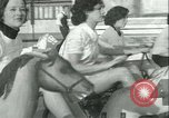 Image of mechanical hobby-horse race Santa Monica California USA, 1934, second 28 stock footage video 65675022442