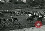 Image of Young children riding horses Kansas City Missouri USA, 1934, second 13 stock footage video 65675022443