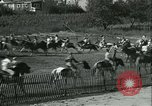 Image of Young children riding horses Kansas City Missouri USA, 1934, second 14 stock footage video 65675022443