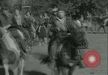 Image of Young children riding horses Kansas City Missouri USA, 1934, second 16 stock footage video 65675022443