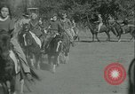 Image of Young children riding horses Kansas City Missouri USA, 1934, second 18 stock footage video 65675022443