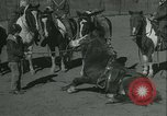 Image of Young children riding horses Kansas City Missouri USA, 1934, second 41 stock footage video 65675022443