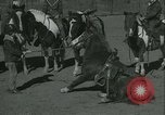 Image of Young children riding horses Kansas City Missouri USA, 1934, second 43 stock footage video 65675022443