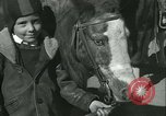 Image of Young children riding horses Kansas City Missouri USA, 1934, second 47 stock footage video 65675022443