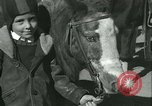 Image of Young children riding horses Kansas City Missouri USA, 1934, second 49 stock footage video 65675022443