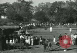 Image of Young children riding horses Kansas City Missouri USA, 1934, second 52 stock footage video 65675022443