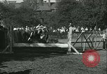 Image of Young children riding horses Kansas City Missouri USA, 1934, second 55 stock footage video 65675022443