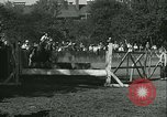Image of Young children riding horses Kansas City Missouri USA, 1934, second 61 stock footage video 65675022443