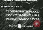 Image of Floods and cyclone Koro Japan, 1933, second 10 stock footage video 65675022445