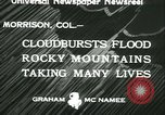 Image of Floods and cyclone Koro Japan, 1933, second 12 stock footage video 65675022445