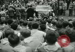 Image of President Roosevelt with Boy Scouts Ten Mile River New York USA, 1933, second 14 stock footage video 65675022453