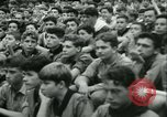 Image of President Roosevelt with Boy Scouts Ten Mile River New York USA, 1933, second 31 stock footage video 65675022453