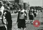 Image of Elks National Convention Indianapolis Indiana USA, 1933, second 27 stock footage video 65675022458