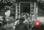 Image of Fresh Air Camp summer camp for poor children Sylvan Lake Michigan USA, 1933, second 14 stock footage video 65675022459