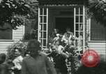 Image of Fresh Air Camp summer camp for poor children Sylvan Lake Michigan USA, 1933, second 15 stock footage video 65675022459