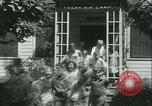 Image of Fresh Air Camp summer camp for poor children Sylvan Lake Michigan USA, 1933, second 16 stock footage video 65675022459
