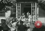 Image of Fresh Air Camp summer camp for poor children Sylvan Lake Michigan USA, 1933, second 17 stock footage video 65675022459
