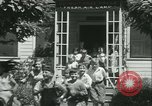 Image of Fresh Air Camp summer camp for poor children Sylvan Lake Michigan USA, 1933, second 18 stock footage video 65675022459