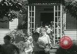Image of Fresh Air Camp summer camp for poor children Sylvan Lake Michigan USA, 1933, second 19 stock footage video 65675022459