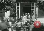 Image of Fresh Air Camp summer camp for poor children Sylvan Lake Michigan USA, 1933, second 20 stock footage video 65675022459