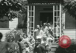 Image of Fresh Air Camp summer camp for poor children Sylvan Lake Michigan USA, 1933, second 21 stock footage video 65675022459