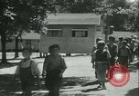 Image of Fresh Air Camp summer camp for poor children Sylvan Lake Michigan USA, 1933, second 22 stock footage video 65675022459