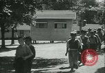 Image of Fresh Air Camp summer camp for poor children Sylvan Lake Michigan USA, 1933, second 23 stock footage video 65675022459