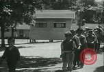 Image of Fresh Air Camp summer camp for poor children Sylvan Lake Michigan USA, 1933, second 24 stock footage video 65675022459