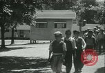 Image of Fresh Air Camp summer camp for poor children Sylvan Lake Michigan USA, 1933, second 25 stock footage video 65675022459