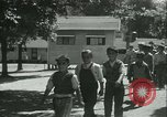 Image of Fresh Air Camp summer camp for poor children Sylvan Lake Michigan USA, 1933, second 26 stock footage video 65675022459