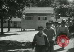 Image of Fresh Air Camp summer camp for poor children Sylvan Lake Michigan USA, 1933, second 30 stock footage video 65675022459