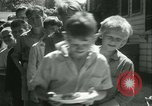 Image of Fresh Air Camp summer camp for poor children Sylvan Lake Michigan USA, 1933, second 32 stock footage video 65675022459