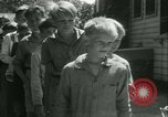 Image of Fresh Air Camp summer camp for poor children Sylvan Lake Michigan USA, 1933, second 33 stock footage video 65675022459