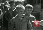 Image of Fresh Air Camp summer camp for poor children Sylvan Lake Michigan USA, 1933, second 35 stock footage video 65675022459
